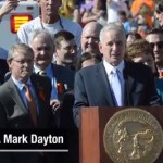 Minnesota Governor Mark Dayton Signs Marriage Equality Bill: VIDEO