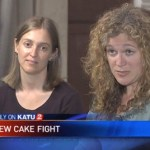 Another Oregon Baker Denies Baking Wedding Cake for Gay Couple: VIDEO