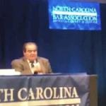 Justice Antonin Scalia Says Judges Shouldn't Decide if Being Gay is Morally Acceptable