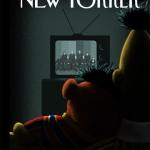 Bryan Fischer: 'New Yorker' Promoting Child Abuse with Bert and Ernie Cover