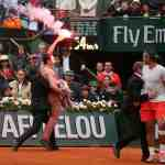 Anti-Gay Protesters Disrupt French Open: Video