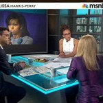 Melissa Harris-Perry Panel Mostly Thinks It Was Wrong for 'GetEQUAL' to Heckle Michelle Obama: VIDEO
