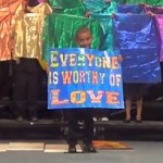 Kindergarten Class Sends Emotional LGBT Pride Message with Cyndi Lauper's 'True Colors': VIDEO