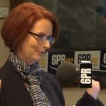 Radio Host Forces Australian PM Julia Gillard to Say Whether Her Partner is Gay: VIDEO