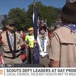 Boy Scout Leaders Reprimanded For Marching In Utah Gay Pride Parade: VIDEO