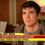 Steve Grand Talks About the Viral Success of 'All-American Boy' on GMA: VIDEO