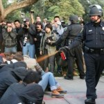 UC Davis Pepper Spray Cop Claims Psychiatric Injury, Files Worker's Comp