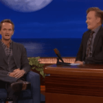 Neil Patrick Harris Tells Conan About The Time He Had His Butt Grabbed By Elton John's Husband – VIDEO