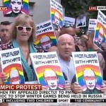 Hundreds Protest Russian Anti-Gay Laws in London, as PM David Cameron Speaks Against Boycott: VIDEO