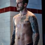David Beckham Stripped Down and Oiled Up for New Bodywear Campaign: VIDEO