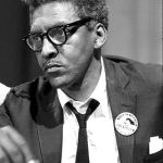 Bayard Rustin to Be Inducted into Labor Department's Hall of Honor