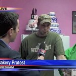 Bigoted Oregon Bakery Closes Shop, Moves 'In-Home': VIDEO