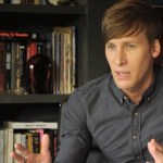 Dustin Lance Black Endorses Christine Quinn for NYC Mayor: VIDEO