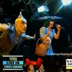 Lady Gaga Does 'Wizard of Oz' Version of 'Applause' on GMA: VIDEO