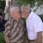 WWII Veteran Marries Partner of 20 Years in Senior Home's First Gay Wedding: VIDEO