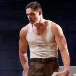 First Look: Joe Manganiello Bares Arms in 'A Streetcar Named Desire'