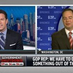MSNBC's Thomas Roberts Grills RNC Chair Reince Priebus About Shutdown, Obamacare: VIDEO
