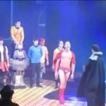 Universal Studios Hollywood's Homophobic Halloween Show: VIDEO
