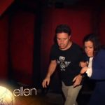 Ellen DeGeneres Sends Her Staffers Through a Second Terrifying Haunted House: VIDEO