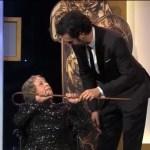 Sacha Baron Cohen Pranks the 2013 Britannia Awards: VIDEO