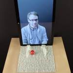MIT Media Lab Unveils Amazing New Tactile Technology: VIDEO