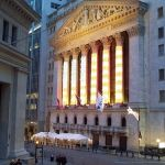 NYSE Responds to Protestors: 'Russia Day' Is On