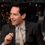 Paul Rudd on Witnessing a Drag Queen Fight While in 'Anchorman' Costume: VIDEO