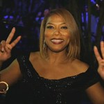 Queen Latifah Brings Us Backstage at the Grammy Marriage Ceremonies: VIDEO