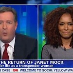Piers Morgan's Two-Day Train Wreck with Trans Issues and Janet Mock: VIDEO