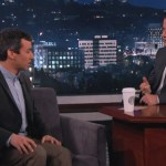'Dumb Starbucks' Founder Nathan Fielder Sits Down with Jimmy Kimmel: VIDEO