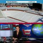 Rachel Maddow on Mizzou's Amazing Snowy Tribute to Michael Sam's Coming Out: VIDEO