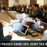 Colorado Legislature Approves Joint Tax Filing For Gay Couples