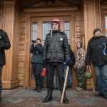 Ukrainian President Flees Kiev, Presidential Palace Seized