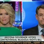 Fox News Welcomes Hate Group Leader to Discuss the Veto of Arizona's Anti-Gay Bill: VIDEO