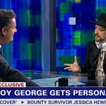 Boy George Talks to Piers Morgan About 'Coming Out': VIDEO