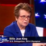Billie Jean King to Attend Sochi Closing Ceremonies