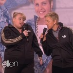 Ellen and Rebel Wilson Perform 'Cats on the Internet' as Rap Duo 'Rebellen' : VIDEO