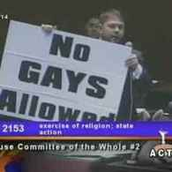 Arizona Legislature Approves Bill Allowing Businesses to Refuse Service to Gays