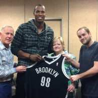 Jason Collins, Who Wears '98' in Tribute to Matthew Shepard, Met His Parents Last Night: PHOTO