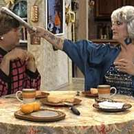 When Hannah from 'Girls' Met Dorothy from 'The Golden Girls': VIDEO