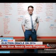 Nate Silver Says GOP Has a 60 Percent Shot at Retaking the Senate: VIDEO