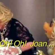 Joan Rivers Hit with Cake at QVC Pre-Oscars Event: VIDEO