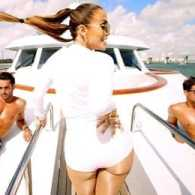 J Lo Uses Men as Sex Objects in 'I Luh Ya Papi': MUSIC VIDEO