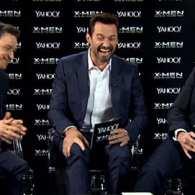 Michael Fassbender and Hugh Jackman Do Their Best Impressions of Ian McKellen: VIDEO