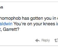Alec Baldwin Tweets Then Deletes Homophobic Jab At Former Romney Aide