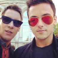 Dustin Lance Black And Tom Daley Move In Together in London