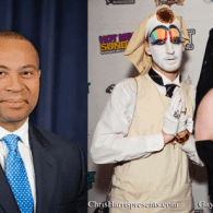 Gov. Deval Patrick and Sisters of Perpetual Indulgence Named Boston's 2014 Pride Parade Grand Marshals