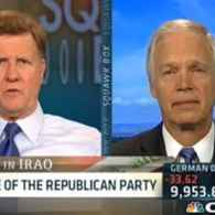 Senator Ron Johnson (R-WI): To Win Elections, GOP Must Agree with Voters on Gay Marriage: VIDEO