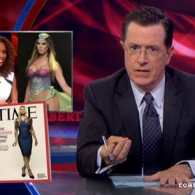 Stephen Colbert Worried About the New Gender Reassignment Medicare Rules: VIDEO