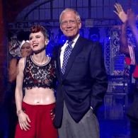 Kiesza and 'Hideaway' Wow The Late Show: VIDEO